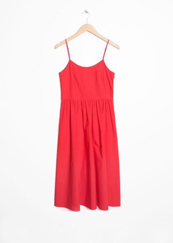 Best Lace-Up Cotton Summer Dresses