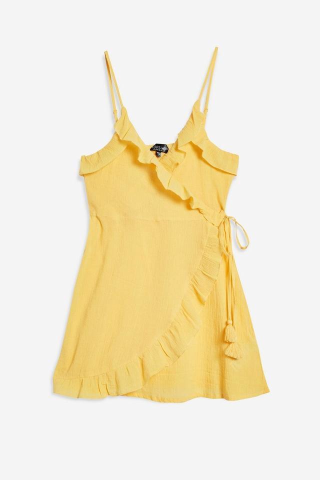 Best Frill Mini Cotton Summer Dresses