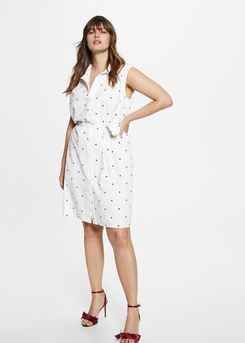 Best Polka Dot Summer Cotton Dresses
