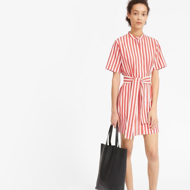 Best Summer Cotton Shirt Dresses