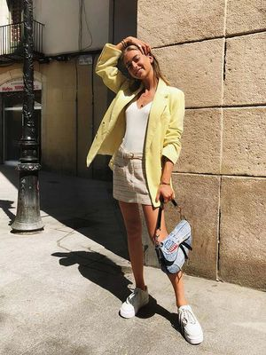 Yes, the Perfect Summer Blazers Do Exist