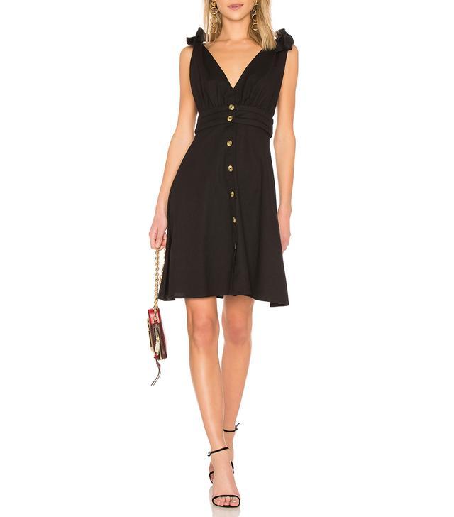 Dress 701 in Black. - size XXS (also in L,M,S,XL, XS)