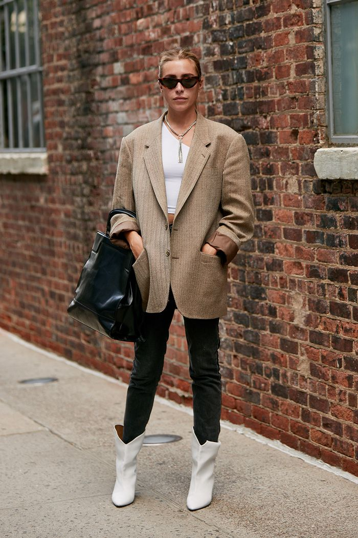 27 Ways to Wear the Most Important Fashion-Girl Outfit of Autumn