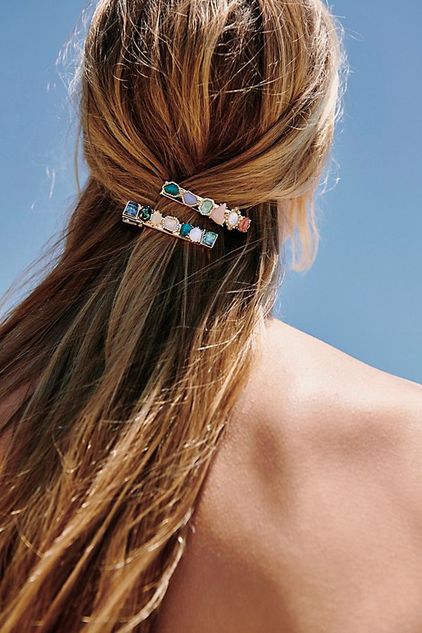 Stone Salon Clips by Free People