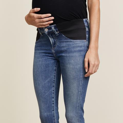 Maternity Ankle Avedon Jeans