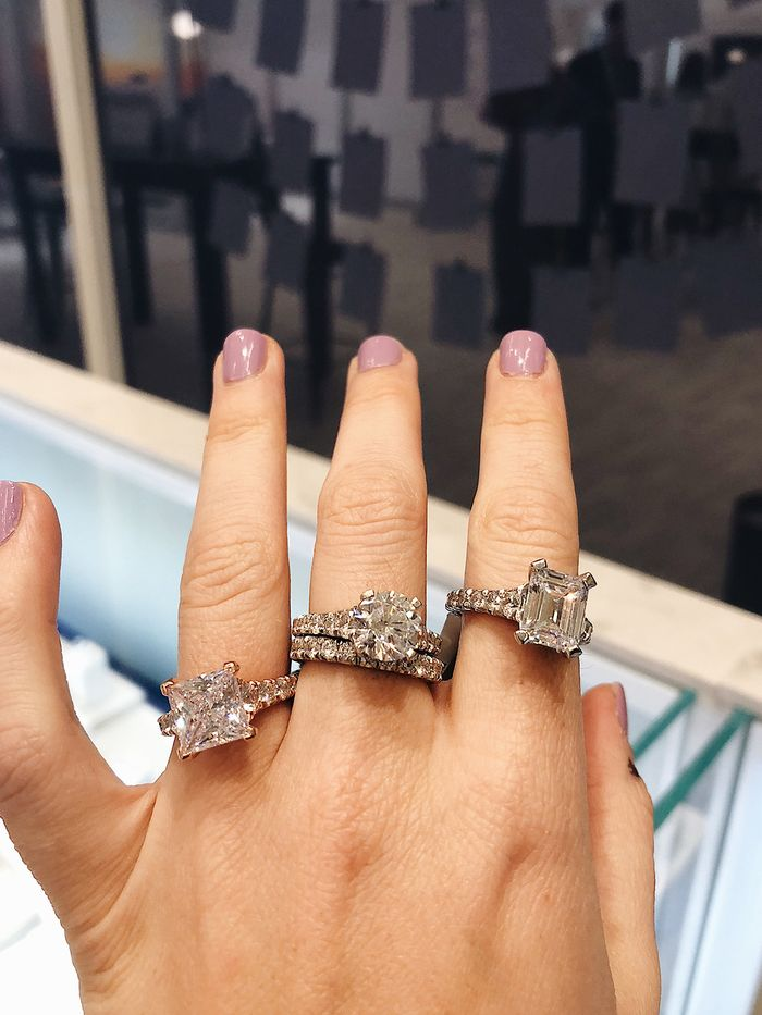 Engagement Ring Trends 2019 These Are The Rocks To Know