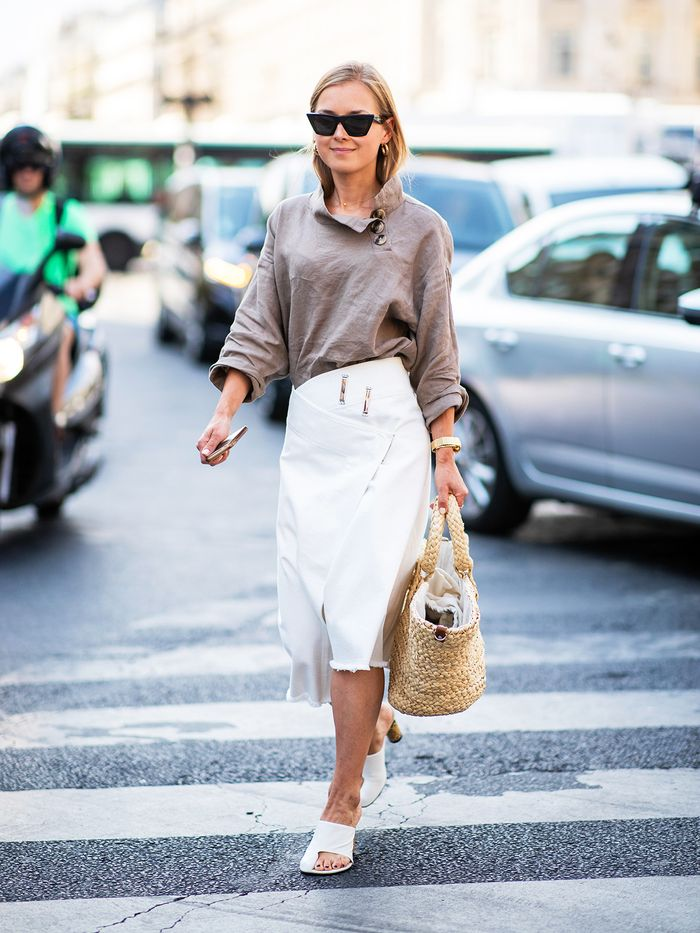 de2b73f65218 This Is the Biggest Skirt Trend Right Now, and It's Super Cheap