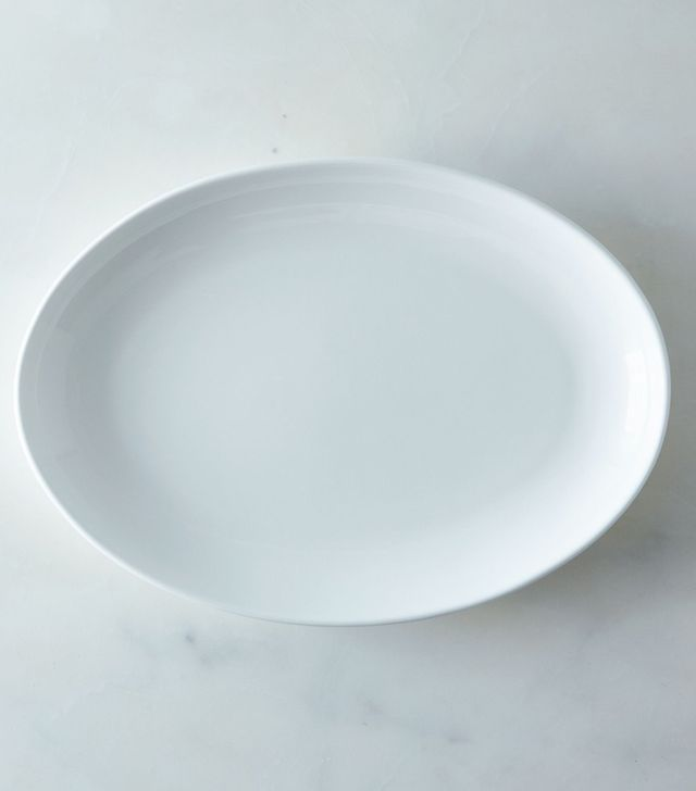 Fortessa Tableware Solutions Purio White Serving Platter