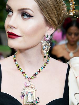 Lady Kitty Spencer Just Wore the Most Princess-y Dress and Tiara Of All Time