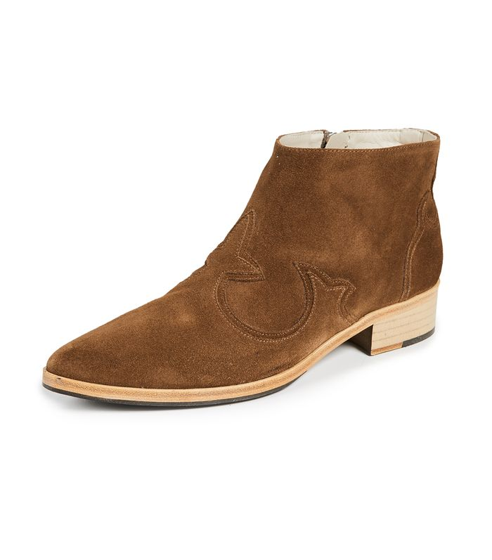 Shop The It Ankle Boots To Wear With Jeans Who What Wear