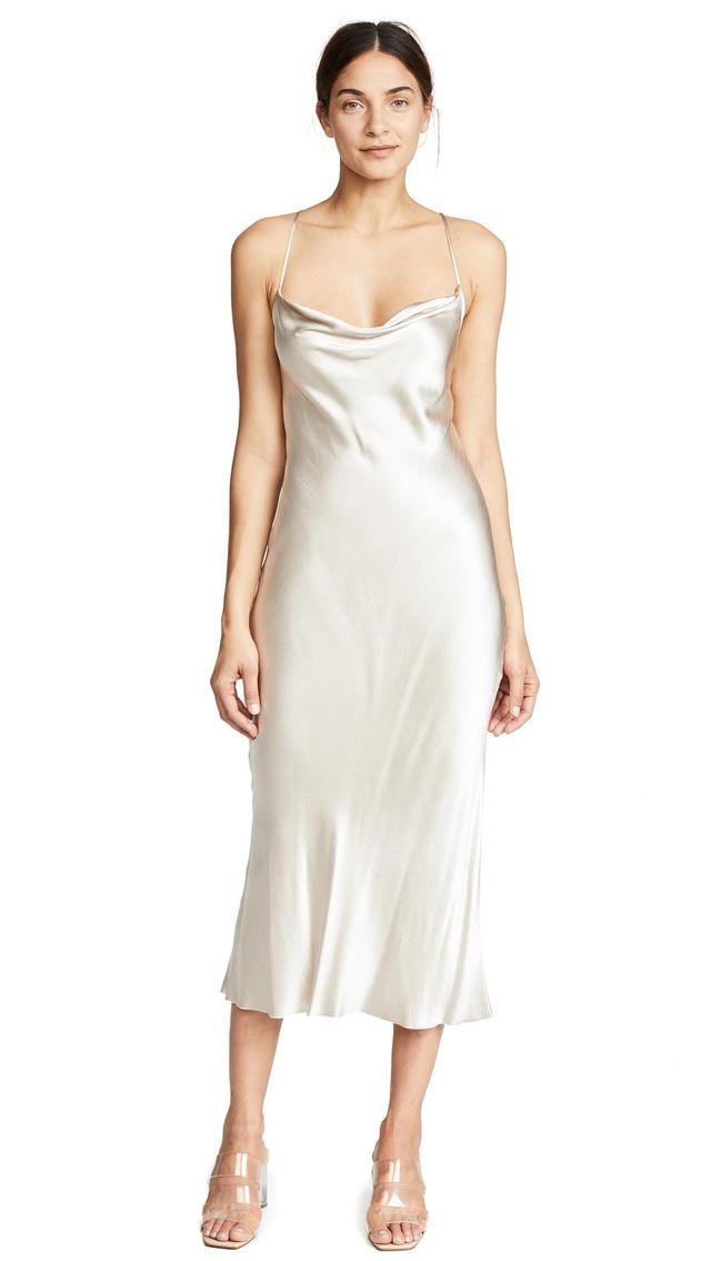 Kaia Cowl Dress