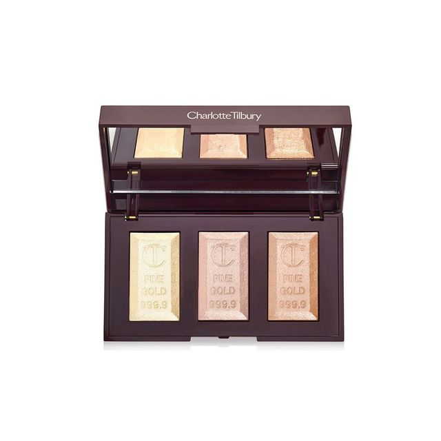 Charlotte Tilbury Bar Of Gold Highlighter Palette