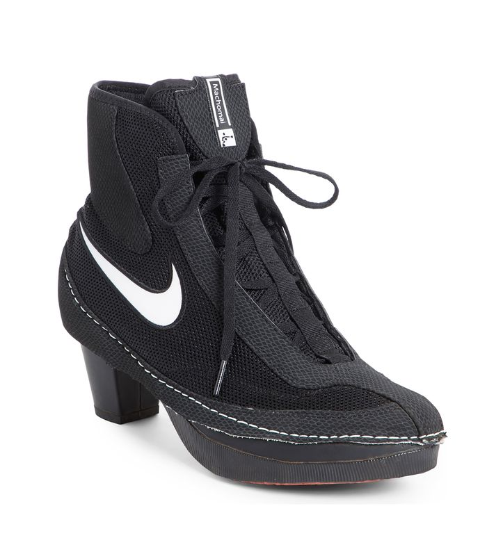 See Nike x Comme des Garçons  High-Heel Sneakers  891801d45