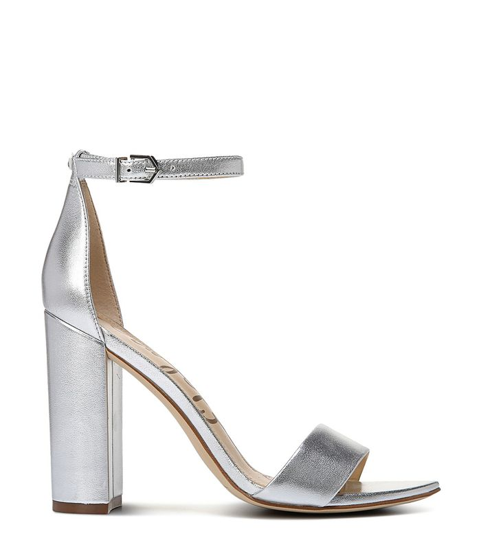 5ca8c84315a 20 Silver Block-Heel Sandals to Wear Everywhere