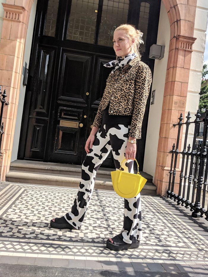 Wear you Would Literal animal prints? catalog photo