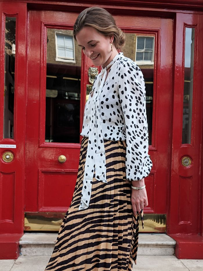 Fashion week Wear you Would Literal animal prints? for woman