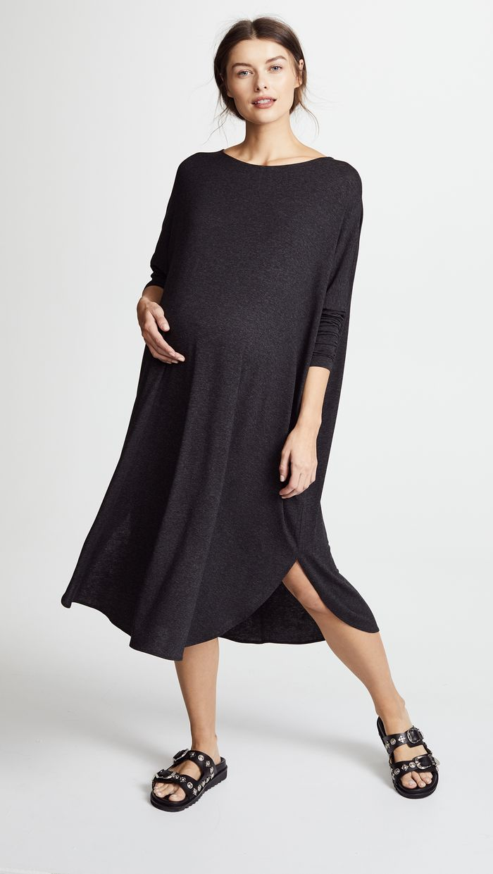 25 Fall Maternity Dresses To Shop Now Who What Wear