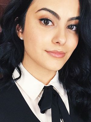 Riverdale Star Camila Mendes on How to Relax and Be Productive at the Same Time