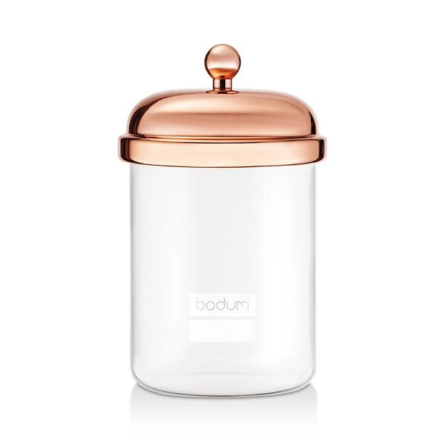 Copper Classic 17oz Storage Jar