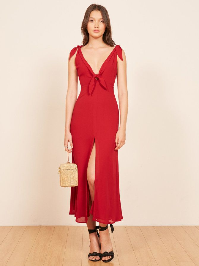 22 Midi Cocktail Dresses For Your Next Event Who What Wear