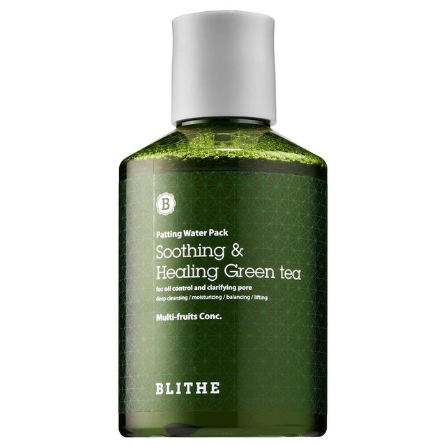 Soothing & Healing Green Tea Splash Mask 7 oz