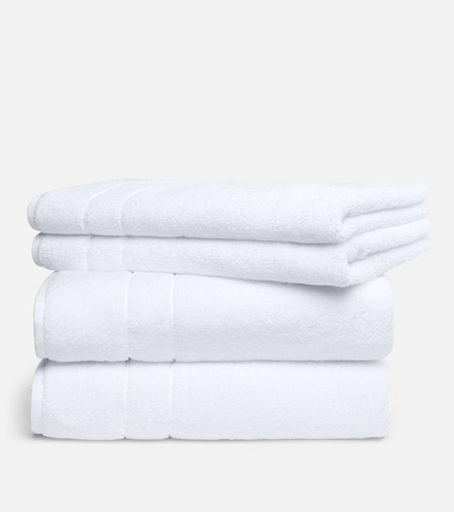 Brookelinen Super-Plush Bath Towel Set