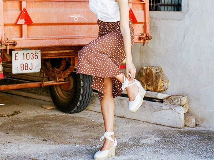 3b8e8f30dae2 These Are the Best Shoes to Wear With a Midi Skirt