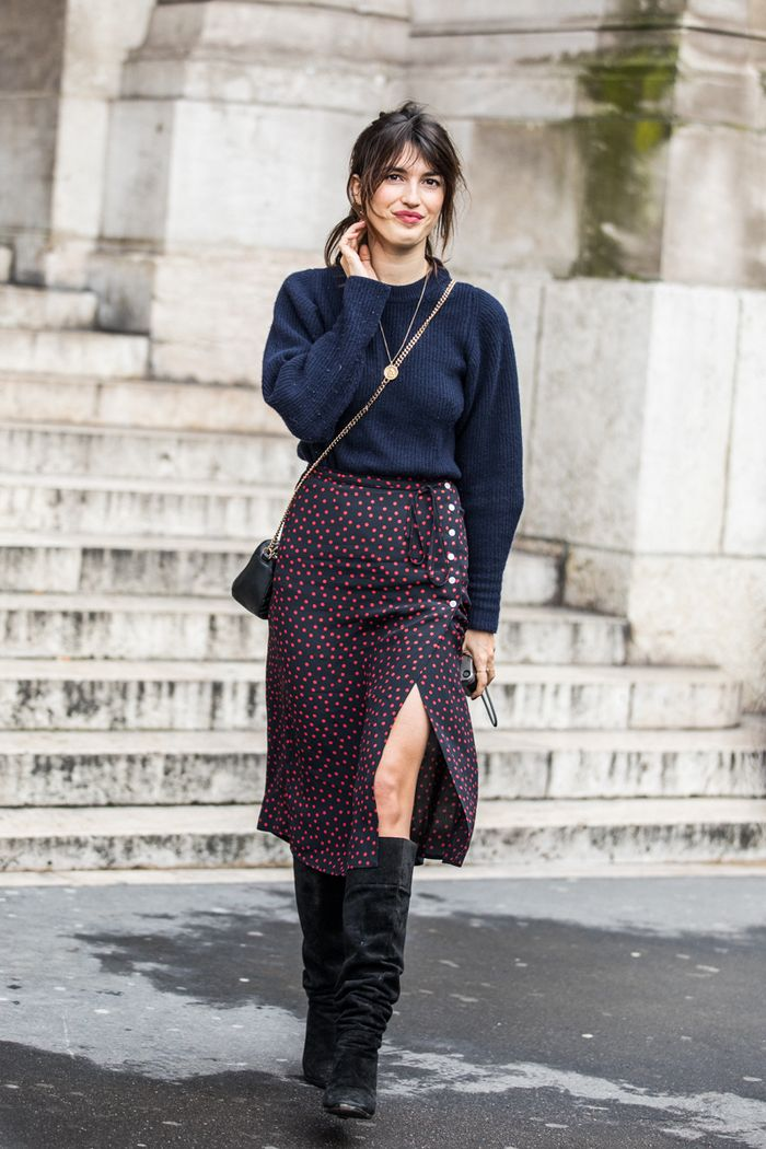 745a2b5c414a These Are the Best Shoes to Wear With a Midi Skirt