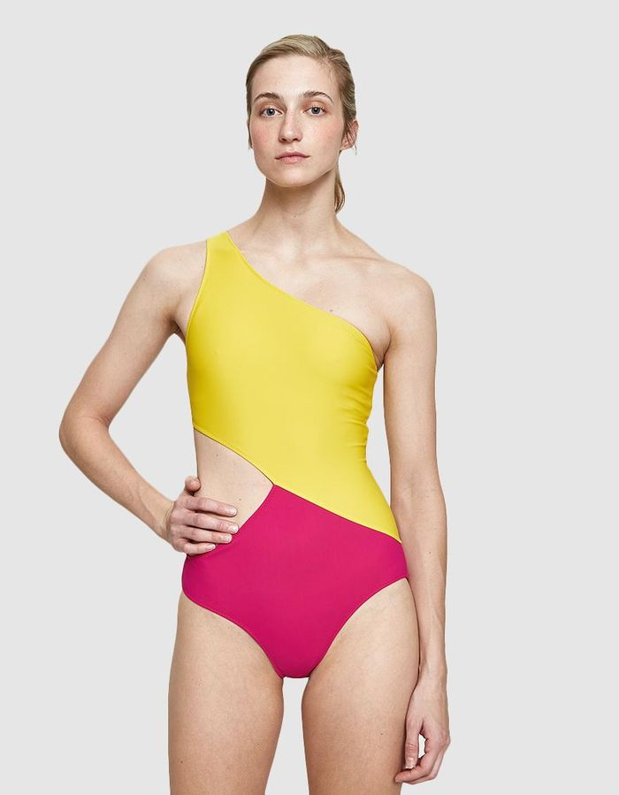 90ca1636d91 The Slow Swimsuit Trend Everyone Should Buy Into   Who What Wear