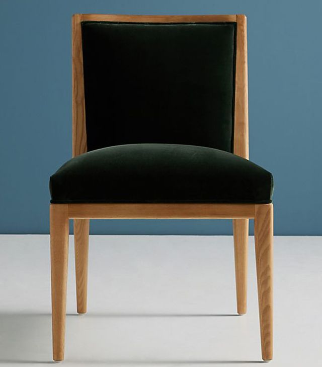 Velvet Mari Dining Chair