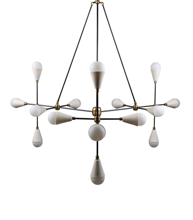 Apparatus Triad 15 Chandelier