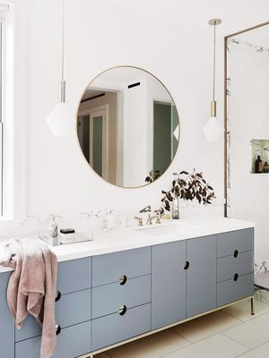 12 Simple Bathroom Ideas That Are So Fresh and So Clean