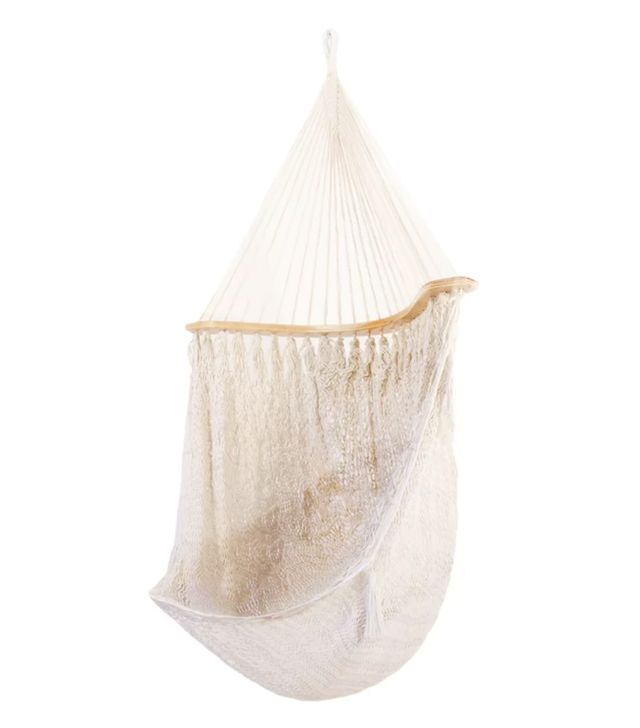 Novica Rope Hammock Swing Chair