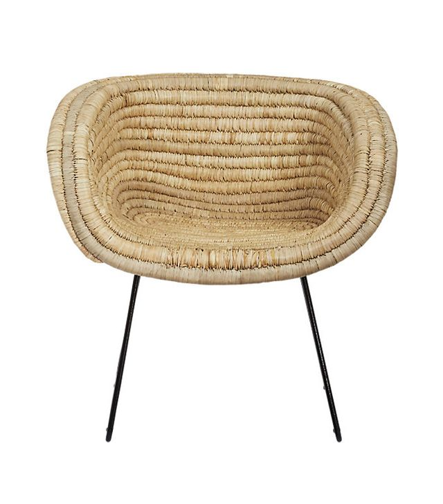 Natural Basket Chair