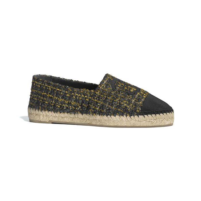 a79812a26 Chanel Espadrilles: Here's Everything You Need to Know | Who What Wear