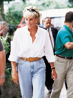 3 Princess Diana Denim Outfit Formulas That Look Cooler Than Ever