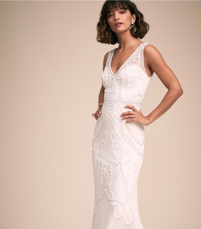 20 1920s-Inspired Wedding Dresses That Wow | Who What Wear