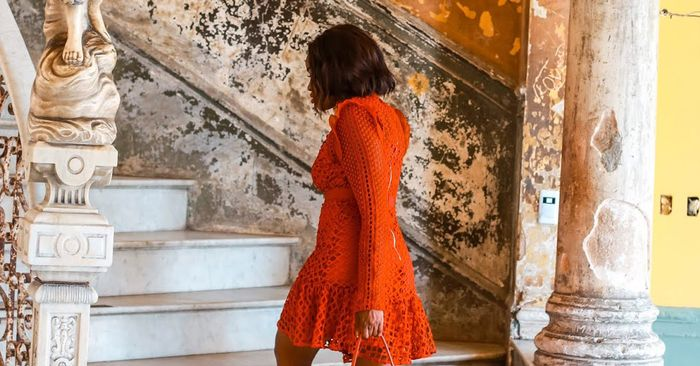 5 Colors To Wear To A Fall Wedding