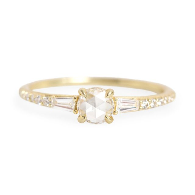 Ila Parsons Diamond Ring