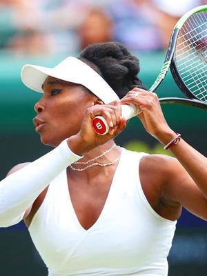 The $18 Eyeliner Venus Williams Always Wears on the Tennis Court