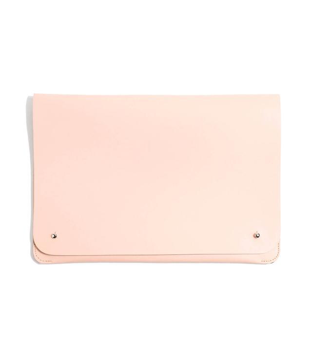 Poketo Minimalist Folio in Medium Blush