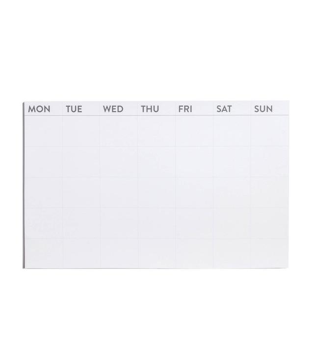 Poketo Stick To It Monthly Pad