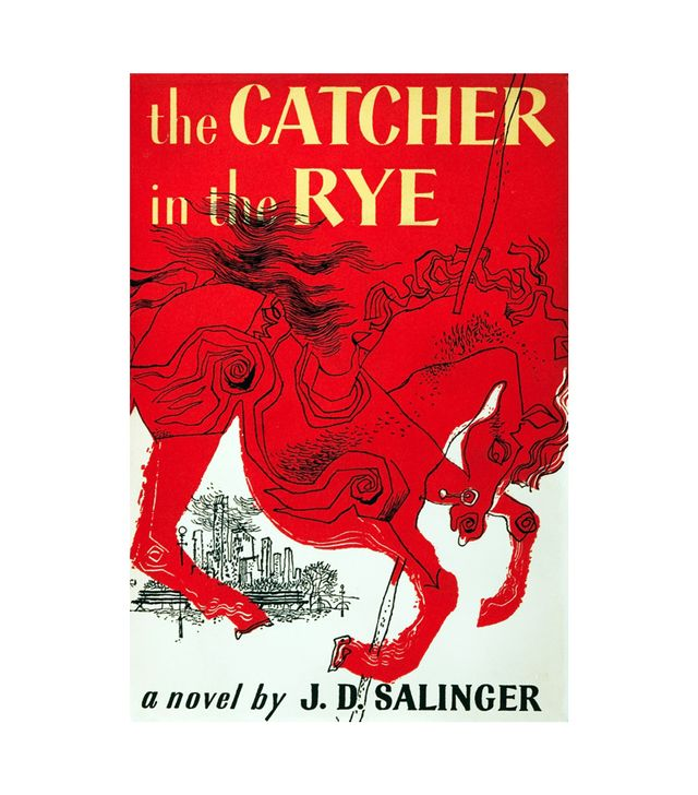 J.D. Salinger the Catcher in the Rye