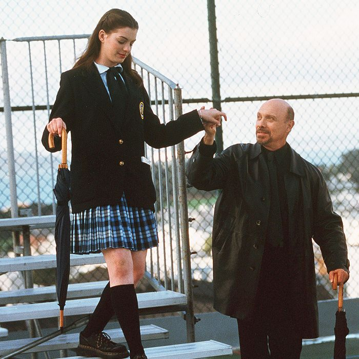 cbea37aff7af My Favorite Outfits From The Princess Diaries | Who What Wear