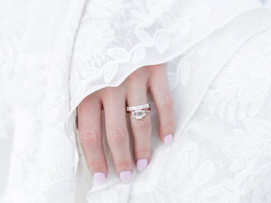 The Under 100 Wedding Bands To Buy On A Budget Who What Wear