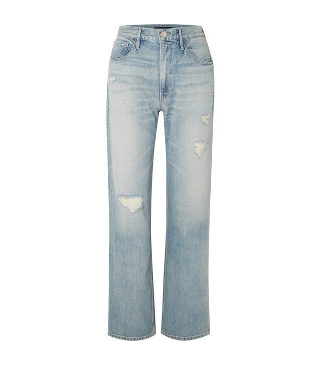 Addie Distressed Boyfriend Jeans