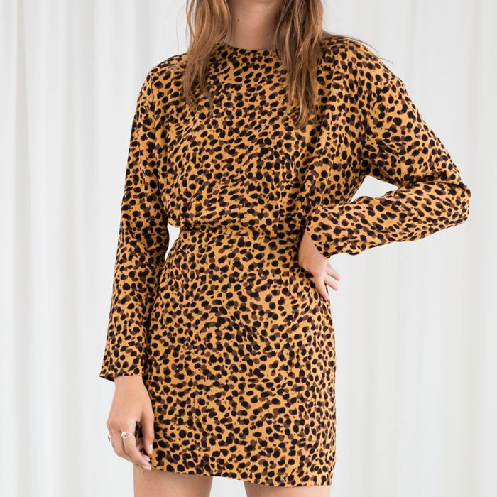 The Best Leopard Print Dresses To Shop Now Who What Wear Uk