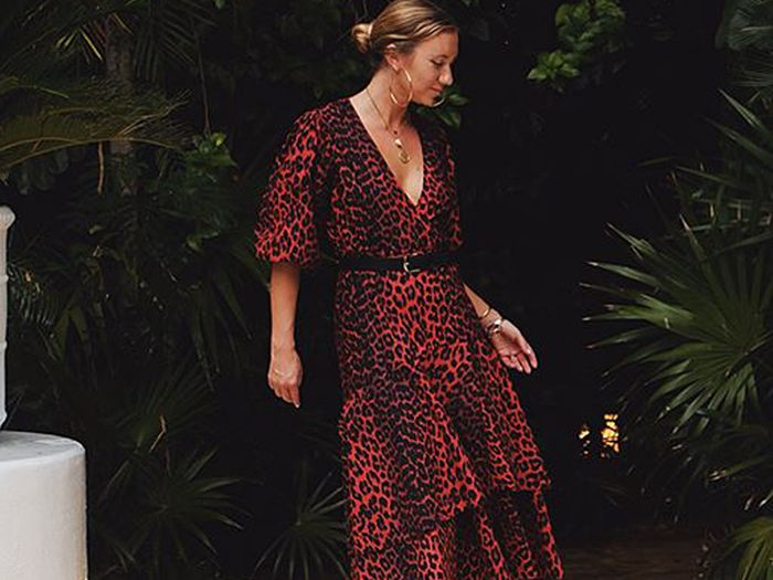 2ace50a773 The Best Leopard-Print Dresses to Shop Now
