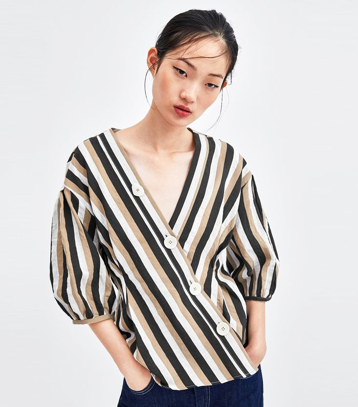 2b54c2cd What Women Over 40 Are Buying From Zara | Who What Wear