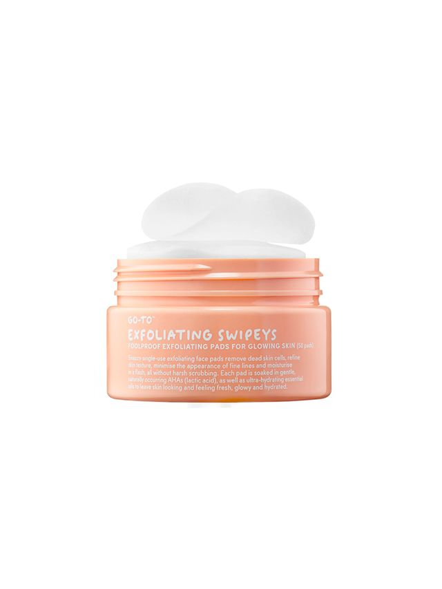 Go-To Skincare Exfoliating Swipeys
